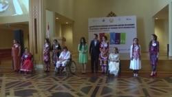 В Душанбе прошел конкурс красоты для девушек с ограниченными возможностями