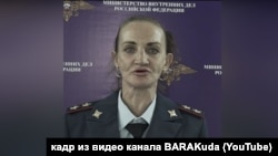 Лариса Кривоносова на канале BARAKuda