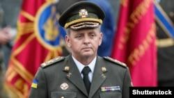 Начальник Генерального штабу Збройних сил України Віктор Муженко
