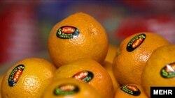 وزارت بازرگانی ایران مدعی است که این پرتقالها از مبادی غیررسمی وارد ایران شدهاند