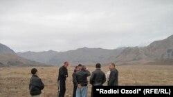 Кыргыз-тажик чек арасындагы аймак, Баткен.