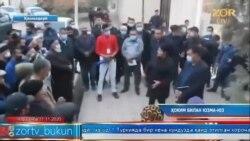 Zo'rTVда 11 ноябрь куни эфирга узатилган лавҳа