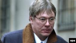 Следователь прокуратуры Швеции Кристер Петерсон.