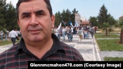 Osman Kazımov (Foto: Glennmcmahon470.com)