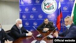Заседание членов центризбиркома Чечни