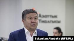 Алмамбет Шыкмаматов