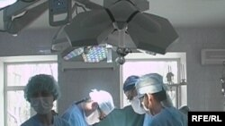 Әр секунд қымбат операция сәті. Қарағанды, желтоқсан, 2008 жыл