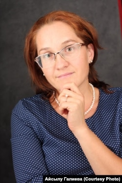 Айсылу Галиева