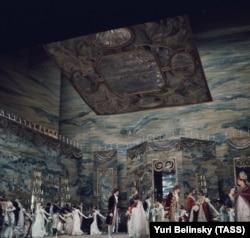 Опера «Война и мир», режиссер Борис Покровский, 1978