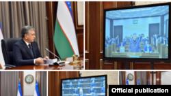 Президент 8 апрелда коронавирусга қарши кураш масаласида видеоселектор ўтказди.