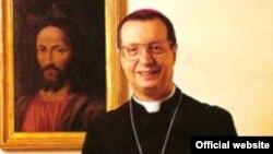 Vatikanın rəsmi nümayəndəsi Covanni Layolo «Kasıblar evi»nə xeyir dua verdi