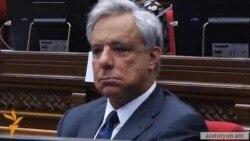 Գլխավոր դատախազը Օսկանյանին որպես մեղադրյալ ներգրավելու միջնորդագիր է ներկայացրել ԱԺ