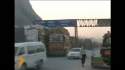 Танкеры НАТО остановлены на границе Пакистана