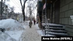 Улица Вольская