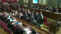 У Мадриді розпочався суд над лідерами каталонських сепаратистів – відео