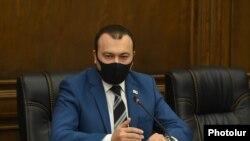 Вице-премьер НС, член фракции ППА Ваге Энфиаджян