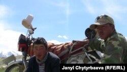 Кытайлык кыргыз малчылар