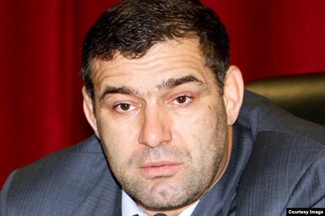 Сагид Муртазалиев