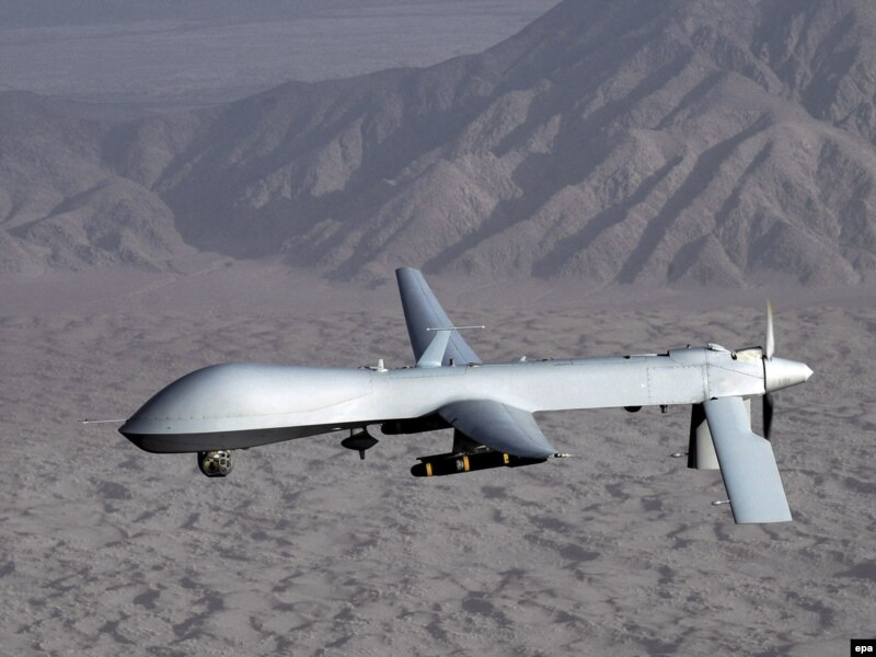 Drone Attacks 'Linked' To Suspected Europe Terror Plot