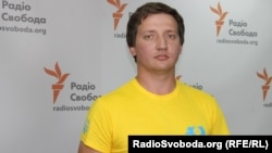 Олександр Назаренко, представник ГО «Всеукраїнська організація «Авто Євро Сила»