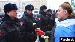 """Акция """"Забастовка избирателей"""" в Москве"""