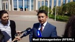 Астана Египетке нота жолдады