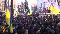 Парламент пікетують учасники Євромайдану