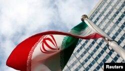 Flamuri i Iranit - foto ilustruese