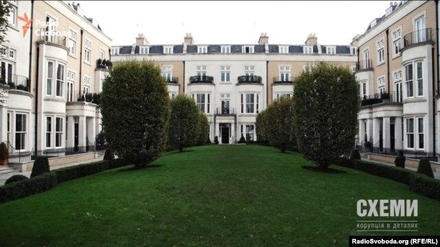 Житловий комплекс у Лондоні, в якому має помешкання український політтехнолог Володимир Грановський