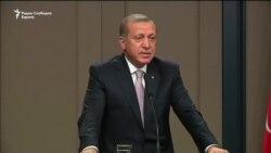 Ердоган: успешна операција на границата со Сирија