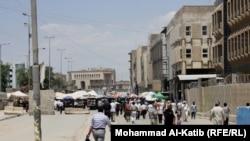 مشهد من مدينة الموصل