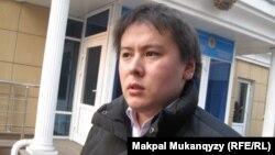 Zhanbolat Mamay in January 2010
