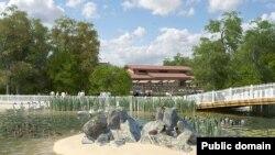 Проект казанского зоопарка