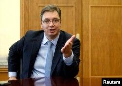 Александар Вучич, прем`єр-міністр Сербії