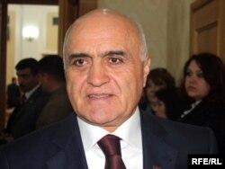 Ҷумъабой Сангинов, муовини аввали раиси вилояти Суғд.