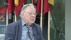 """Витаутас Ландсбергис: """"Россия обыгрывает тех, кто согласен быть обыгранным"""""""