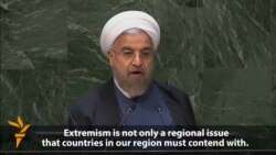 Iran's Rohani Blames Extremism On Intelligence Agencies