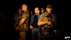 «Прем'єр» угруповання «ДНР» Олександр Бородай, 17 липня 2014 року