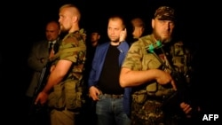 Так званий «прем'єр-міністр» угруповання «ДНР» Олександра Борода