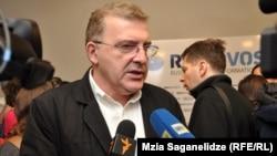 Mamuka Areshidze (file photo)