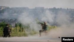 Донбасс сугышчылары
