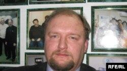 Сергей Герасимчук, эксперт Группы исследований в области стратегии и безопасности