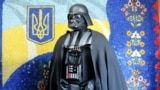 It's unclear whether this is the same Darth Vader who tried to run for mayor of Odesa in 2013 and 2015, as well as president of Ukraine in 2014.