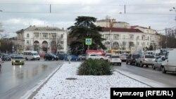 Aqyar, Uşakov meydanı
