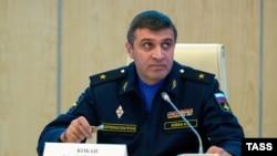Ռուսաստանի ռադարային ստորաբաժանումների գրամանատար, գեներալ Անդրեյ Կոբանի ասուլիսը, 26 սեպտեմբերի, 2016թ.