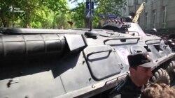 Протести у Вірменії: на вулицях з'явилася військова техніка