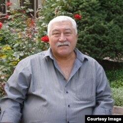 Профессор Астайбек (Виктор) Бутанаев. 21.4.2014.