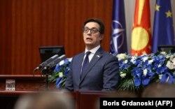 Президент Північної Македонії Стево Пендаровський