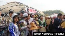 Правительственная делегация Узбекистана прибыла в Ош
