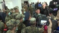 Қырғызстандық экс-депутатқа шыққан үкім және соттағы төбелес